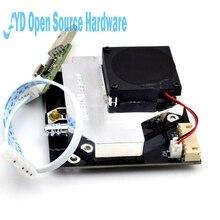 5 סט לייזר PM2.5 חיישן SDS011 חלקיקים חיישן אבק חיישן