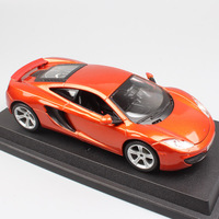 kids' 1:24 Scale brands sports racing cars Mclaren F1 MP4 12C coupe models Diecasts & Toy Vehicles cars bburago thumbnails gifts