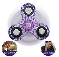 New Style 5 Style Tri Spinner Fidget Toy Plastic EDC Hand Spinner Autism And ADHD Hand
