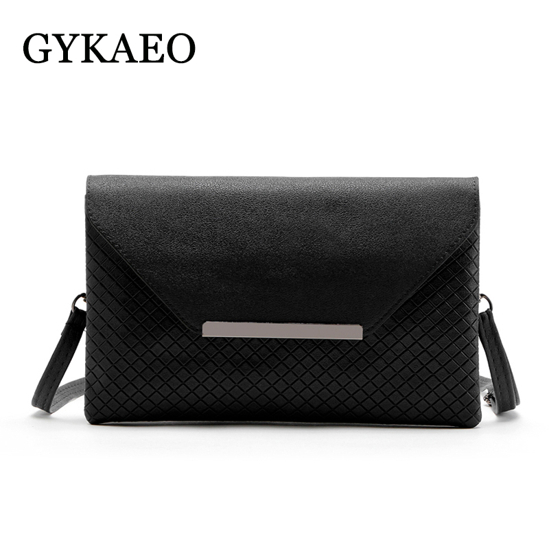 Fashion 2018 Designer Women Messenger Bags Females Small Bag Leather Crossbody Shoulder Bag Bolsas Femininas Sac A Main Bolsos women shoulder bags leather handbags shell crossbody bag brand design small single messenger bolsa tote sweet fashion style