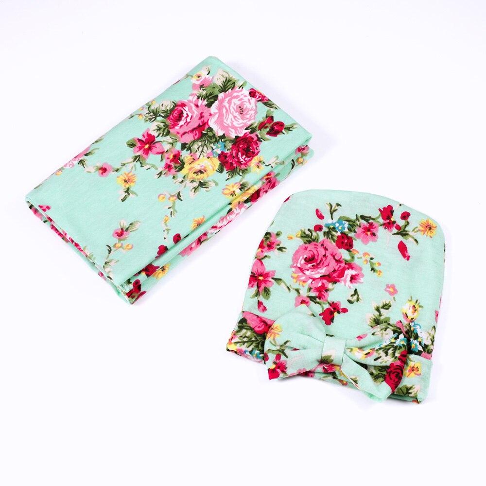 Korean Washcloths: High Quality Print Bath Towel Shower Cap Set For Girls