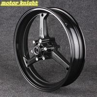 NEW GLOSS BLACK Front Wheel CBR 600RR 2007 2015 CBR600RR 600RR CBR600 RR 600 Rim 08 09 10 11 12 13 14