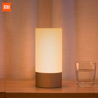 Xiaomi Yeelight Bedside Lamp 2 Wifi Bluetooth Dual Remote Contro Smart LED Table Cylinder Lamp Touch