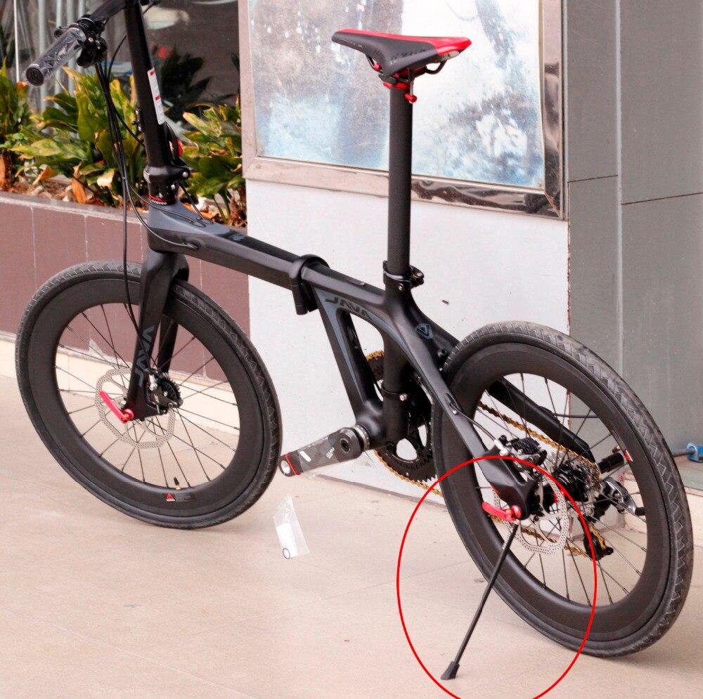 Bici Dahon Pieghevole.Us 12 99 Aliexpress Com Acquista Bici In Alluminio Cavalletto Rastrelliere Imballaggio Per 20 451 406 Dahon Birdy Minivelo Bicicletta Pieghevole