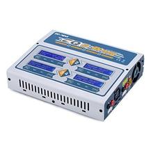 Ev-peak cq3 100 Вт/10ax4 4 порт зарядное устройство lipo lihv lipo life литий-ионный nimh nicd батареи баланс зарядное разрядник зарядное устройство для аккумуляторов