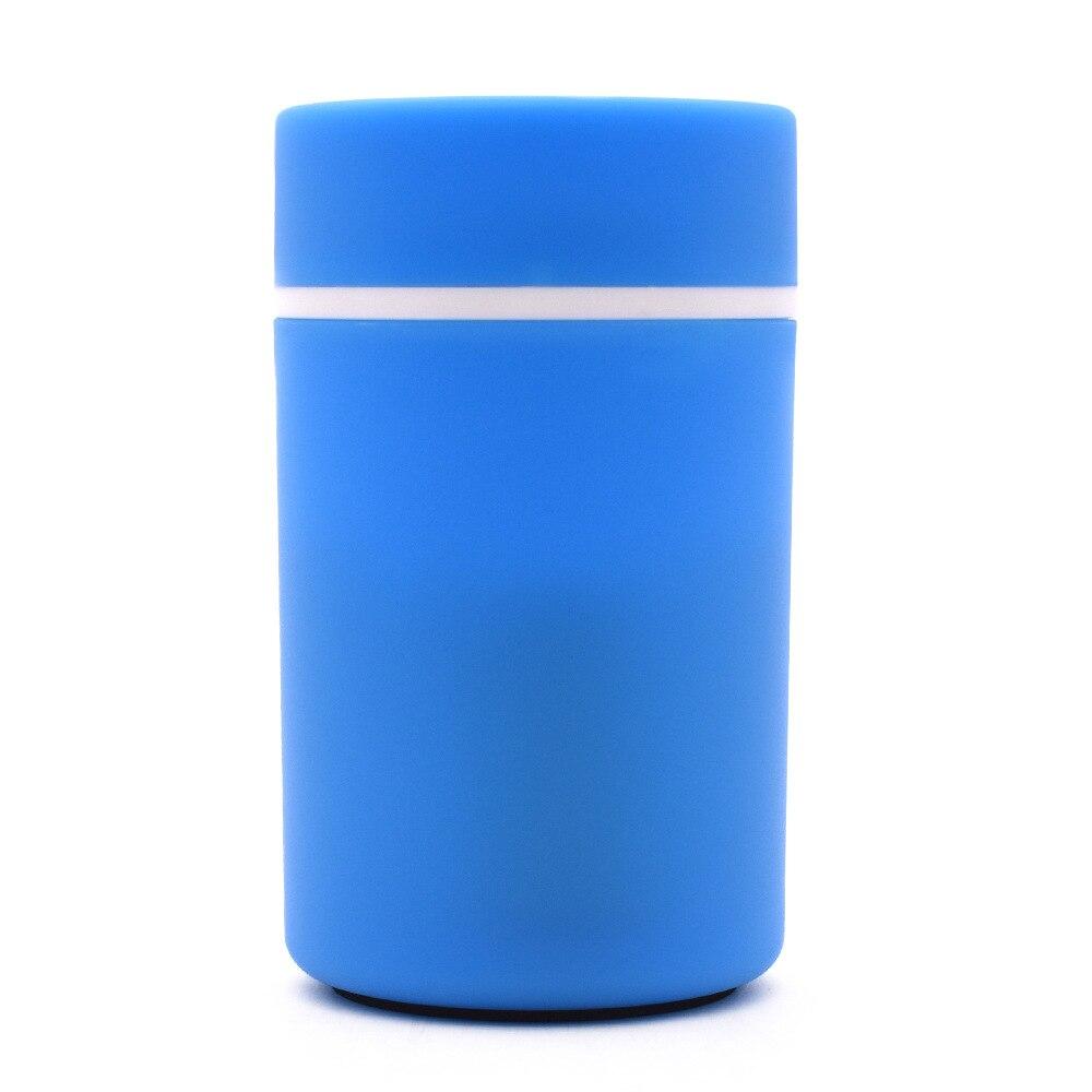 все цены на Humidfier USB Air Purifier Freshener with LED Lamp Aromatherapy Diffuser Mist Maker for Home Auto Mini Car Humidifiers онлайн