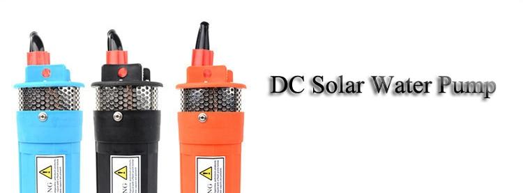 solar pump water