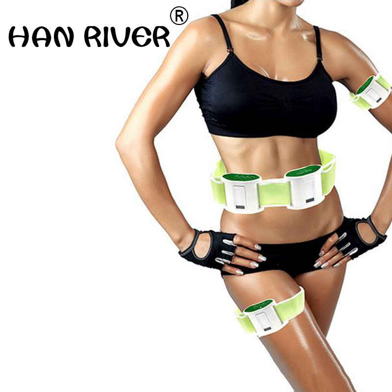 5fold effect NEW Electric Vibrating Slimming Belt Vibration Massager Belt vibra tone vibrating fat burning weight loss body wrap