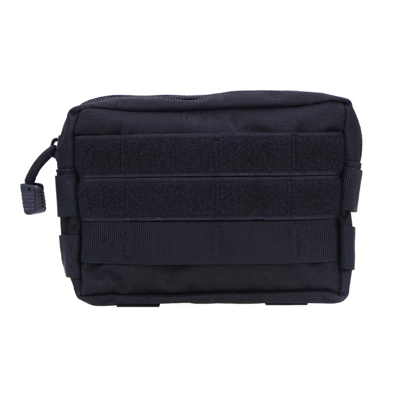 1pc Military Molle Bag Sub-package Commuter Package Outdoor Camouflage Tactical Pockets EDC Tools Change Bag Camping Bag