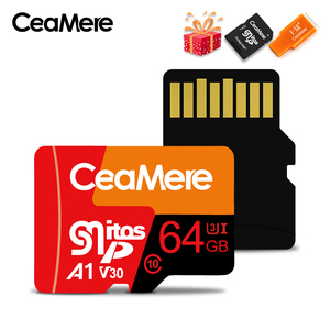 Image 5 - CeaMere Micro SD Card  Class10 UHS 1 8GB Class6 16GB/32GB U1 64GB/128GB/256GB U3 Memory Card Flash Memory Microsd for Smartphone