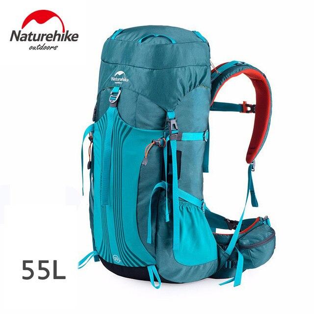 Naturehike 55L Backpacks - NH16Y065-Q Magenta