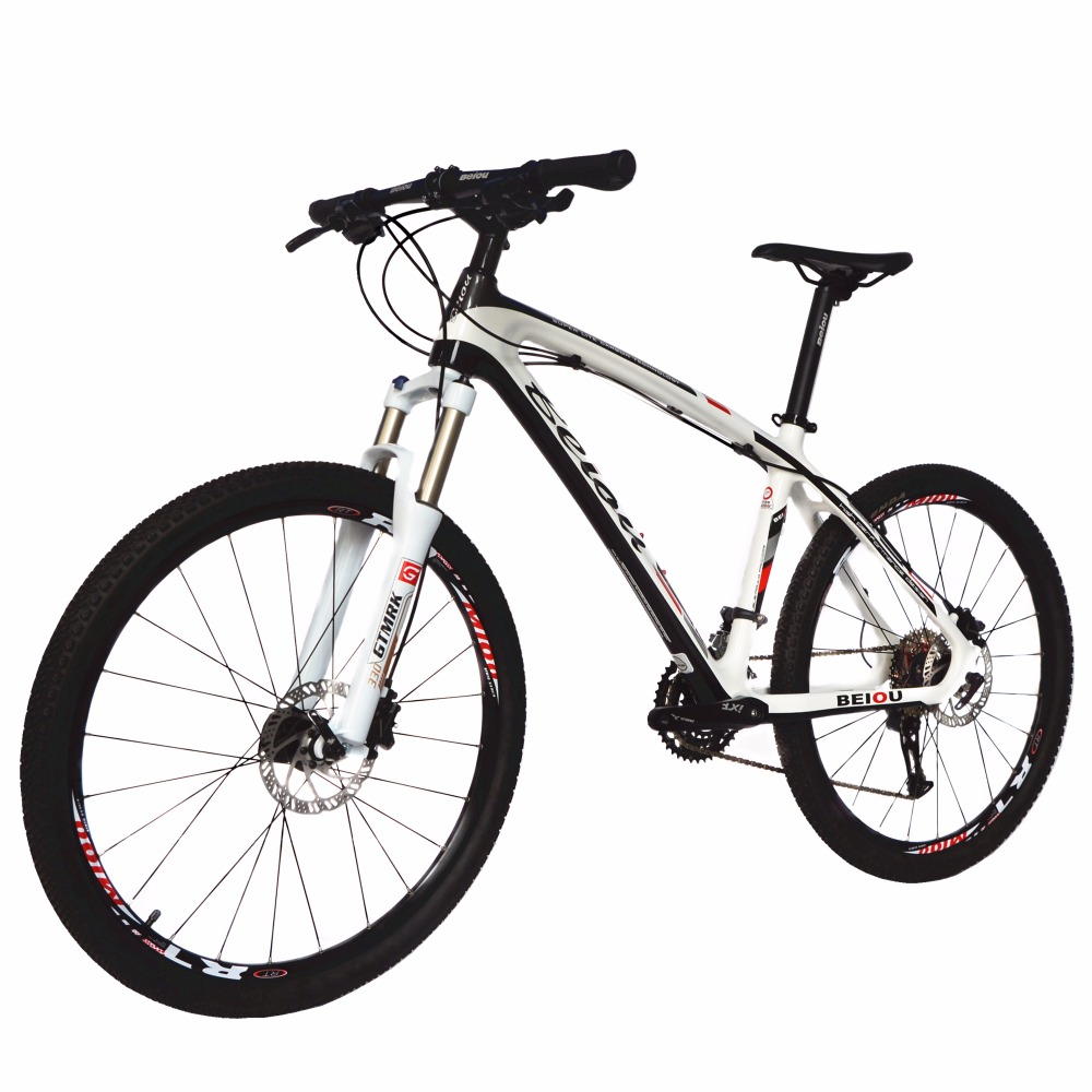 BEIOU Carbon 26 Inch Mountainbike 17 \
