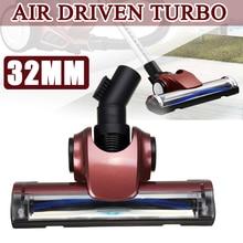 Универсальная щетка для пылесоса, 32 мм, насадка для пылесоса с пневматическим приводом, щетка для ковра Dyson DC52 DC58 DC59 V6 DC62