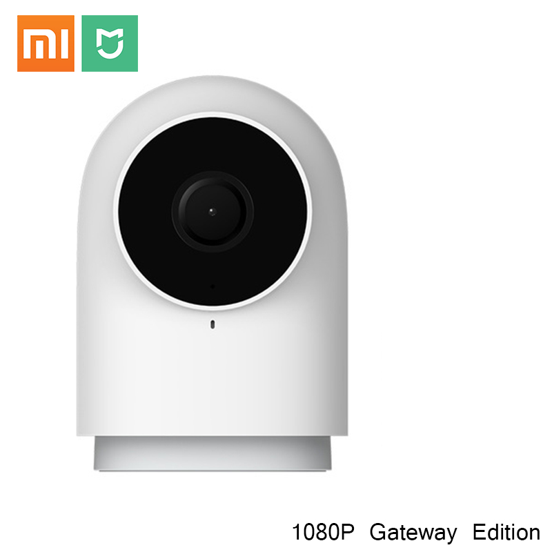 Xiaomi Mi home Aqara Camera G2 gateway Edition IP camera Zigbee Wifi Wireless 1080P Photo Video Camera Security Smart HomeKitsXiaomi Mi home Aqara Camera G2 gateway Edition IP camera Zigbee Wifi Wireless 1080P Photo Video Camera Security Smart HomeKits