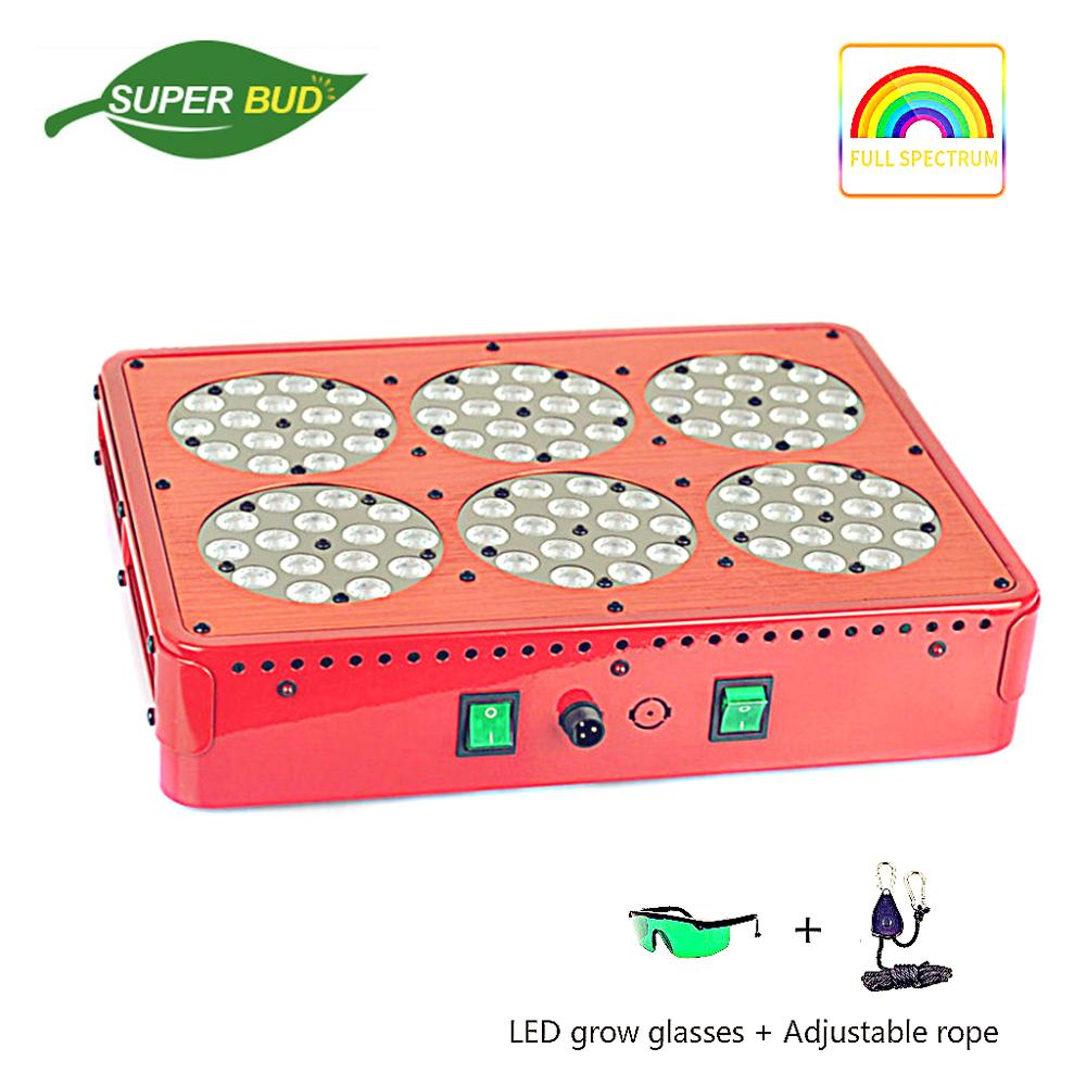 Apollo 6 450W Full Spectrum LED Grow Light UV IR Greenhouse Jardin Hydroponics Cultivo Indoor Grow Tent/ Box Led For Plant Lamp