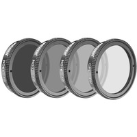Neewer 4 Pieces Lens Filter Set For DJI Phantom 4 Phantom 3 Professional Advanced Not For