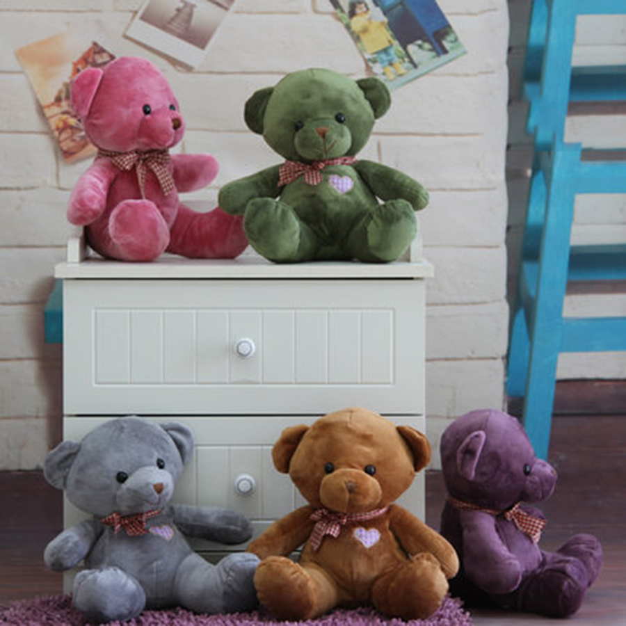 Toys For Love : Mini teddy bear plush toy soft toys for girls birthday