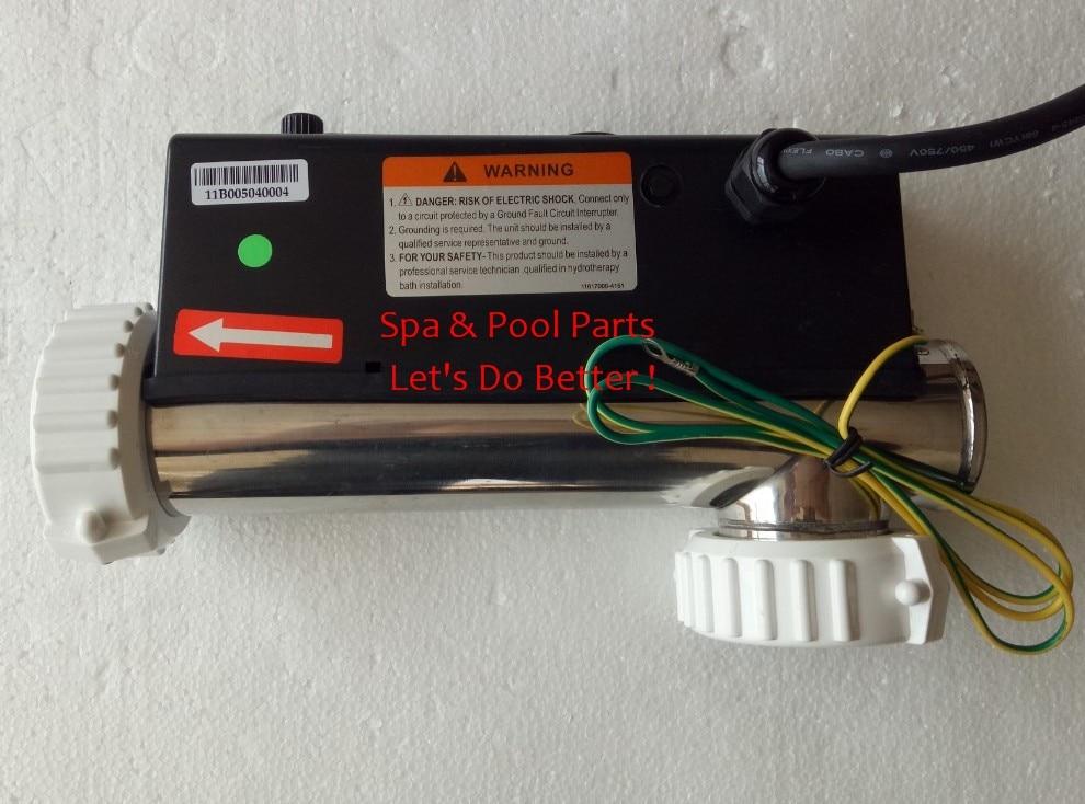 US Canada Indoor bath pool heater H20-R2 110-120V 17.4AMP L shape water heaterUS Canada Indoor bath pool heater H20-R2 110-120V 17.4AMP L shape water heater