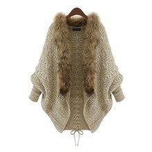 Зимнее трикотажное пальто с меховым воротником для мальчиков и девочек модная верхняя одежда Roupas Infantis качественная одежда для детей от 14 до 20 лет Лидер продаж года
