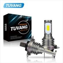 2x H7 H8 H11 9005 HB3 9006 HB4 H16 H1 H3 881 880 3570 чип с can-bus внешние светодиодные лампы Автомобильные светодиодные противотуманные фары дальнего света светильник s лампа светильник источник
