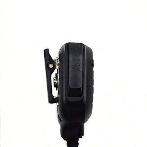 Image 5 - PTT 숄더 핸드 헬드 스피커 마이크 Kenwood 휴대용 라디오 TK2000 TK3000 TK3207 TK3107 KMC 45 송수신기에 대 한 TH F7