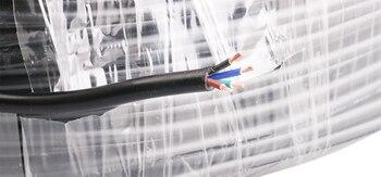 10 м 20AWG 4 проводника RGB цветной провод кабель с оберткой для светодиодный RGBW полосы освещения