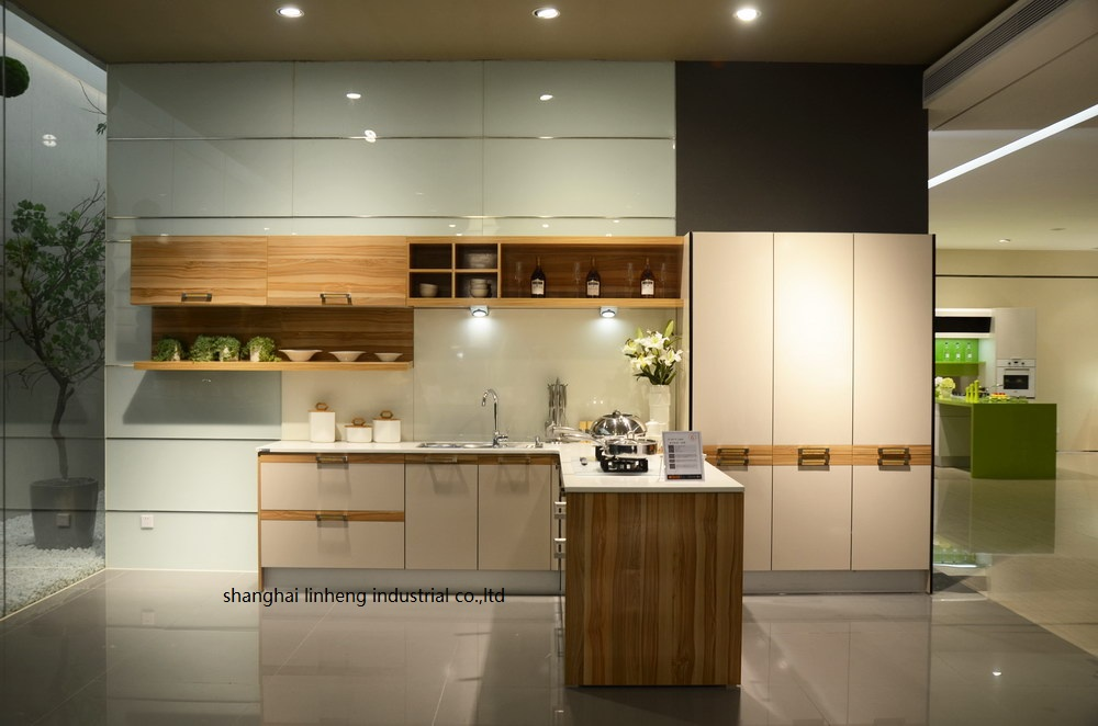 High gloss/lacquer kitchen cabinet mordern(LH-LA098) high gloss lacquer kitchen cabinet mordern lh la095