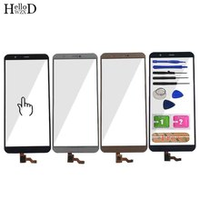 5.6'' Mobile Touch Screen Panel For Huawei P Smart Touch Screen Digitizer Panel Front Glass Sensor Repair Part TouchScreen Tools стоимость
