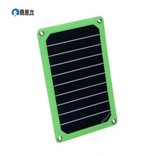 Xinpuguang Solar Panel Charger 5W 5V ETFE Portable Efficient Flexible Quality Cell for 5V 3.7V Phone Camera Four Eyelets