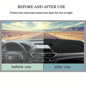Image 5 - Car Dashboard Cover DashMat For Lexus RX RX300 RX330 RX350 2004 2006 2007 2008 2009 Non slip Sun Shade Pad Carpet Anti UV