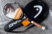 Genuine Youtek IG Speed Pro Head L5 MP300 100% carbon raqueta de tenis Novak Djokovic Tennis racket,racchetta tennis