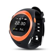 Hot GPS Kids old man Smart Watch GPS WIFI SOS LBS Locate Finder emergency call GPS