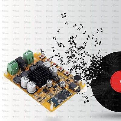 <font><b>TDA7492</b></font> собрать <font><b>Bluetooth</b></font> 4.0 CSR8635 стерео Мощность Усилители домашние доска 50 Вт + 50 Вт