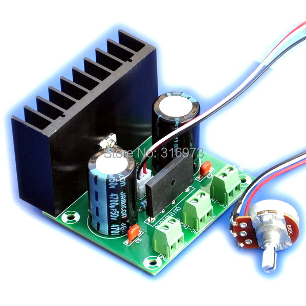 5AMP Adjustable Voltage Regulator Module, External Pot