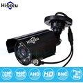 Hiseeu ahdm 720 p 960 p caixa de metal câmera ahd ahd analógica de alta definição de metal cctv câmera de segurança ao ar livre livre grátis ahbb