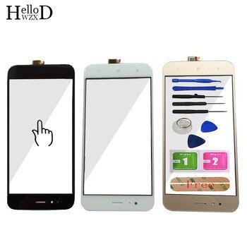 5.5'' Mobile Phone Touch Glass For Xiaomi 5X Mi5x Mi 5X Touch Screen Glass For Xiaomi MiA1 Mi A1 Digitizer Panel Front Glass недорого