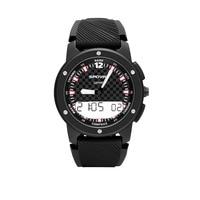 SPOVAN GEMINI Men Sport Watch Double Display Multifunction Compass/Waterproof/LED Backlight Mountain Climbing Wrist Watch