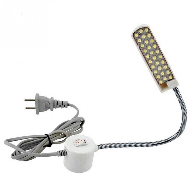 Nähmaschine FÜHRTE Lmap 30 LEDs Arbeitsscheinwerfer Energiesparlampen Mit Magneten Industrielle Lichter Leuchte Für Nähmaschine