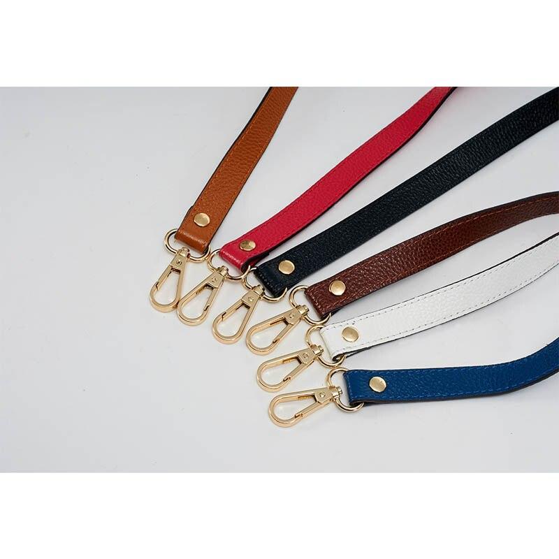 SAFEBET Brand Bag With Genuine Leather Accessories Shoulder Diagonal Belt Female Bag Wide Shoulder Strap Accessories Bag