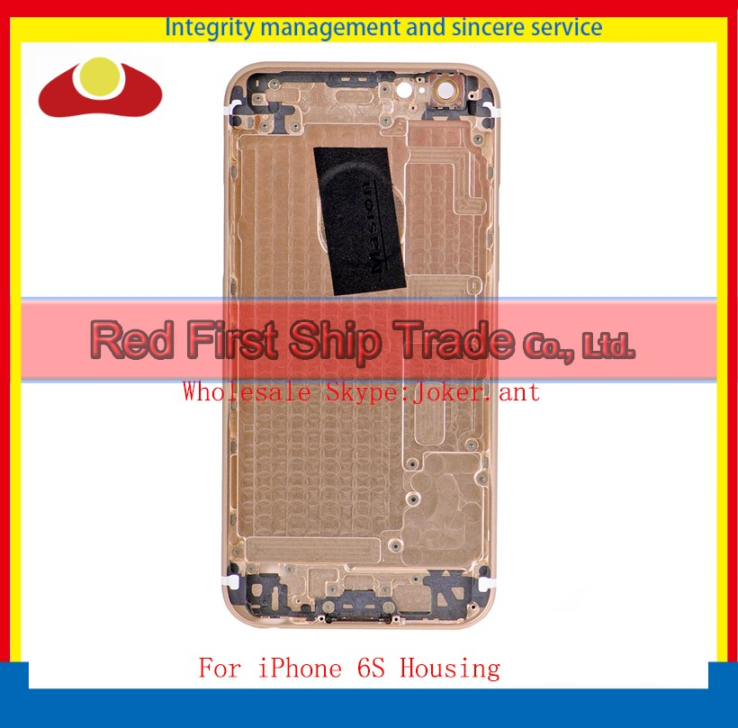 iphone 6s rear housing