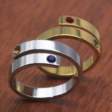 Birthstone Ring Jewelry 2019 Newest Can Custom Made Any Name Rings for Lovers YP6865