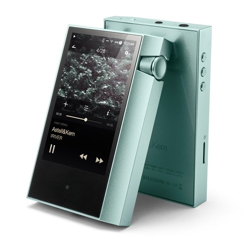 Astell&Kern AK70 64 GB High Resolution Portable Music Audio Player ...