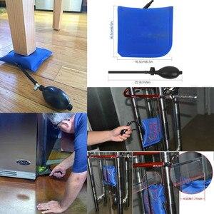 Image 4 - PDR Itme Çubuklar Kanca Araçları ile Araç radyo temizleme kauçuk hammer Paintless Dent Onarım Araba Dent Kaldırmak Kiti Hail için hasar