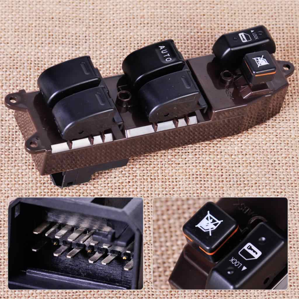 CITALL Electric Power Window Master Control Switch voor Toyota Camry Sienna LHD auto 84820-AA050 84820-AA070 84820AE012