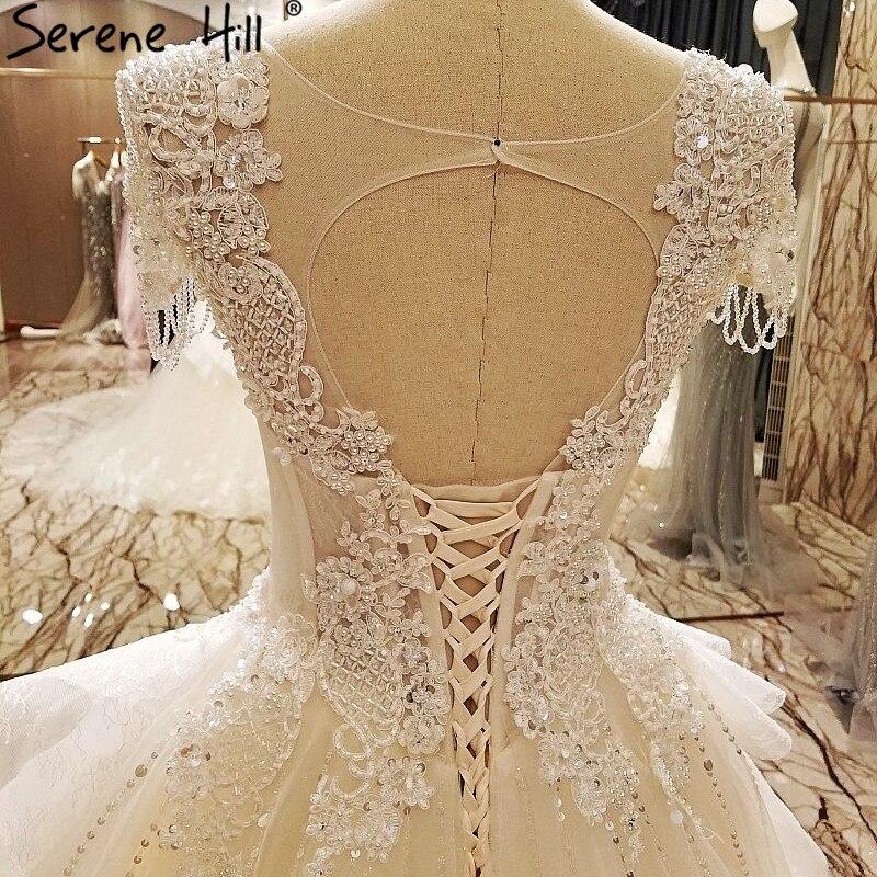 Sleeveless Sexy Spitze Neueste Brautkleider Perlen Stickerei ...