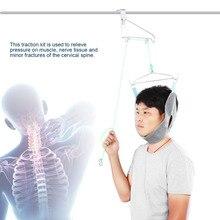 Регулируемый шейный фиксатор для фиксации шеи коррекция шеи носилки облегчение боли уход за шеей
