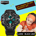 2016 nueva sanda niños lindos relojes deportes reloj de la historieta para niñas niños reloj digital led relojes de pulsera de goma de los niños