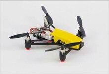 Q100 Mini Brushed Room Quadcopter Frame w/ 8520 motors w/ naze32 Brush Flight Controller w/ 65mm propeller/