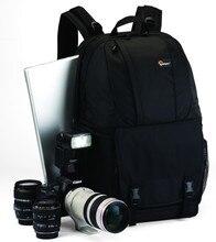 Oryginalny Lowepro Fastpack 350 FP350 SLR cyfrowa torba na ramię aparatu 17 cal laptopa z pokrowiec na każdą pogodę