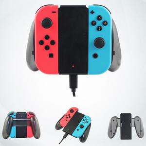 Image 5 - 닌텐도 스위치 조이 콘 컨트롤러 용 충전 그립 휴대용 그립 게임 콘솔 충전기